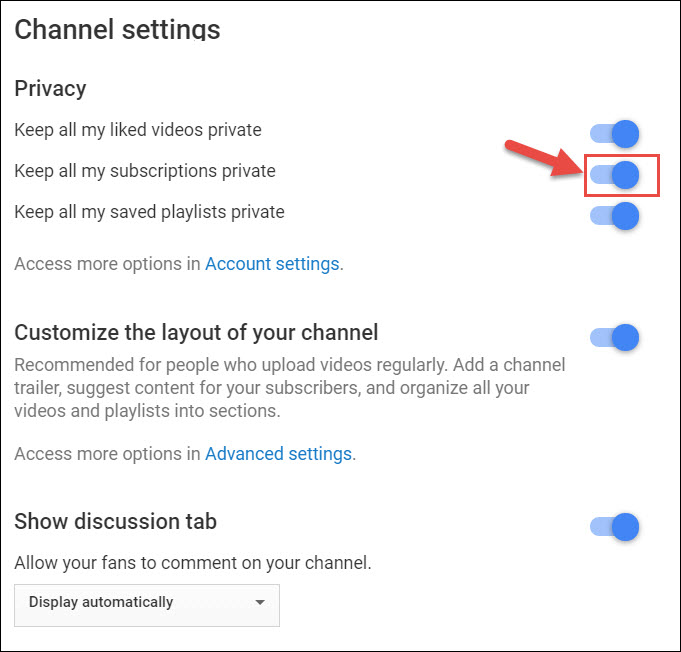 How To Make Your Youtube Channel Looks Professional-10