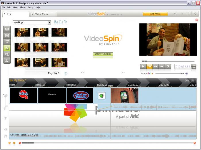 easy online video editing