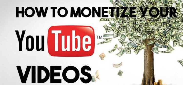 How to Monetize your video