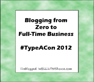 Blogging from Zero to Full-Time Business