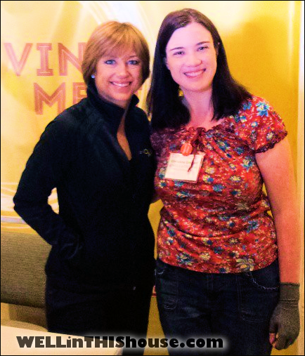Dorothy Hamill and Christina Gleason