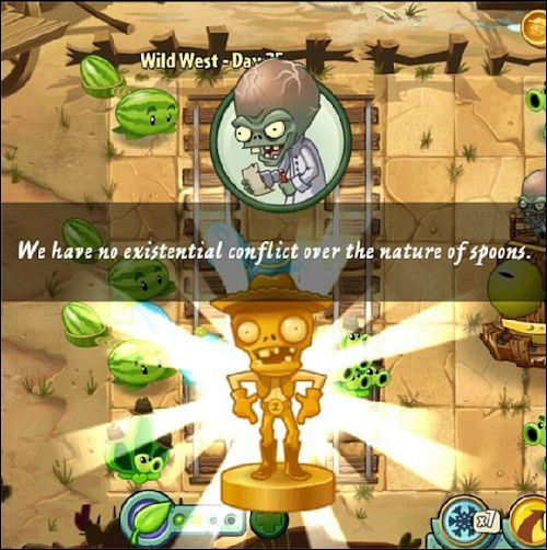 Plants vs Zombies 2 Screenshot