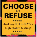 Our 2015 NYS Common Core Testing Refusal Letter