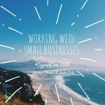 Working with Small Businesses