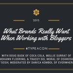 What Brands Really Want When Working with Bloggers