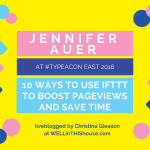 10 Ways to Use IFTTT to Boost Pageviews & Save Time