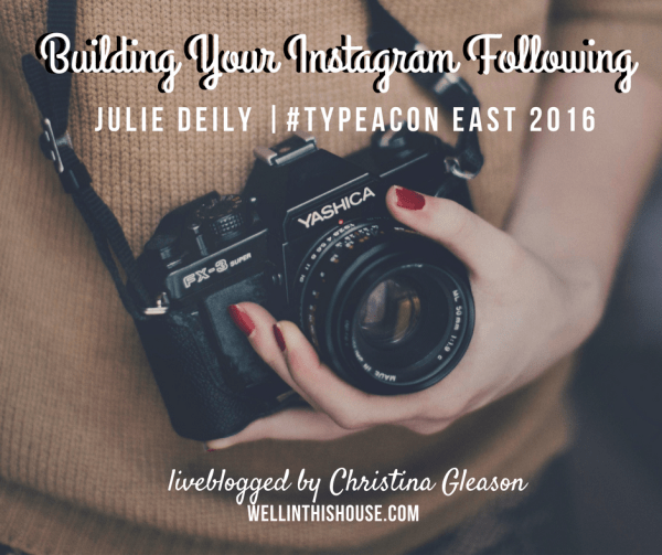 Building Your Instagram Following