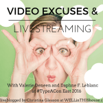 Video Excuses & Livestreaming