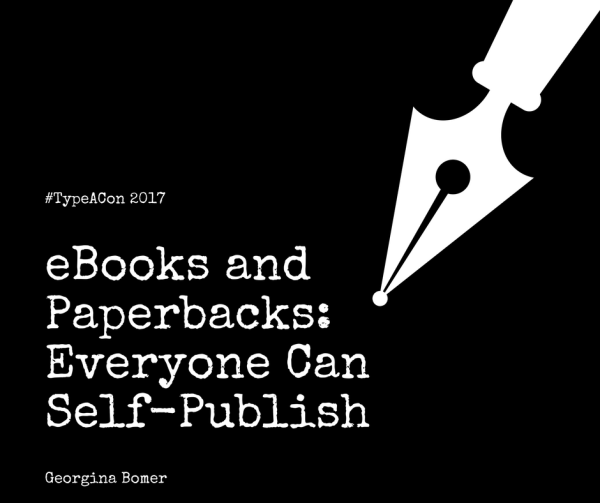 eBooks and Paperbacks