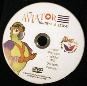 DVD harnais aviator