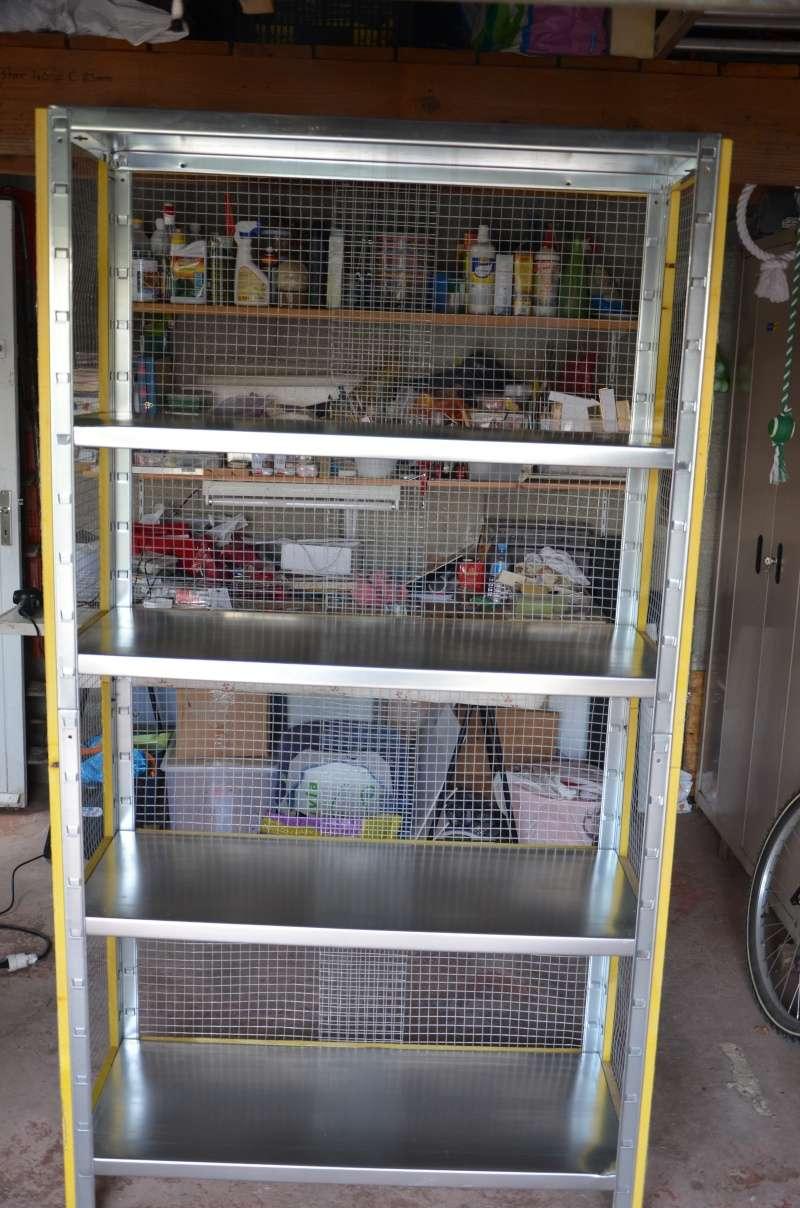 cage repro 3 batterie d'élevage