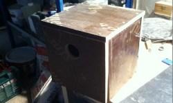 fabrication nid pour perruche et perroquets