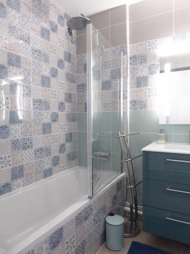 Rénovation d'une salle de bain à Puteaux