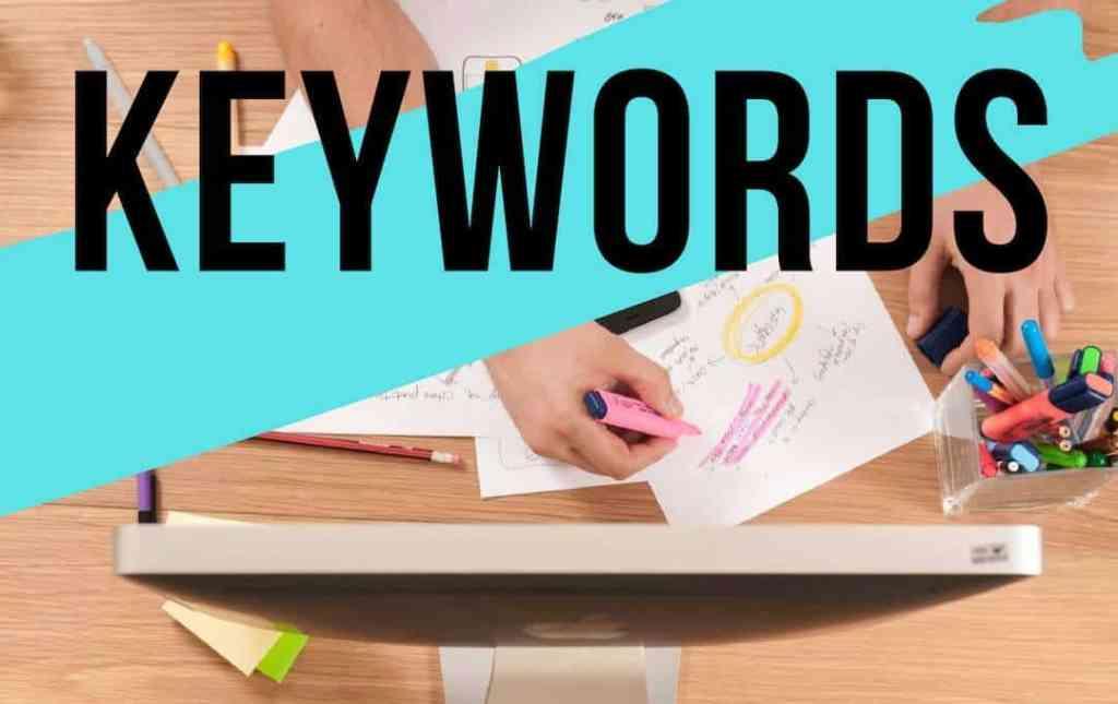 software per keywords