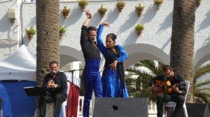 Flamenco-Spanien