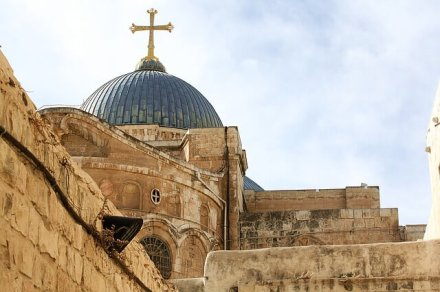 basilica-of-the-holy-sepulchre-israel