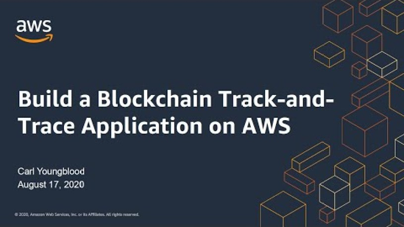 What Blockchain Technology Does Amazon Use
