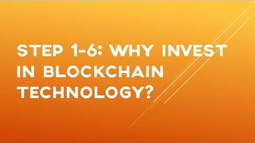 Can I Invest In Blockchain Technology