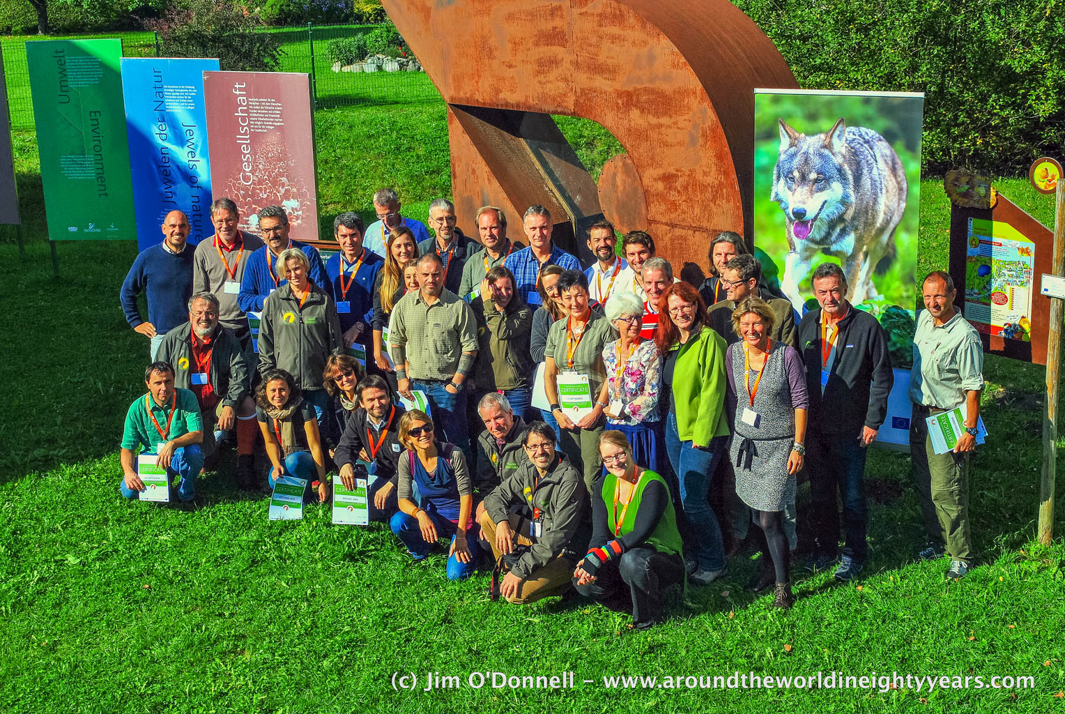 Wilderness Academy Days Hohe Tauern 2014