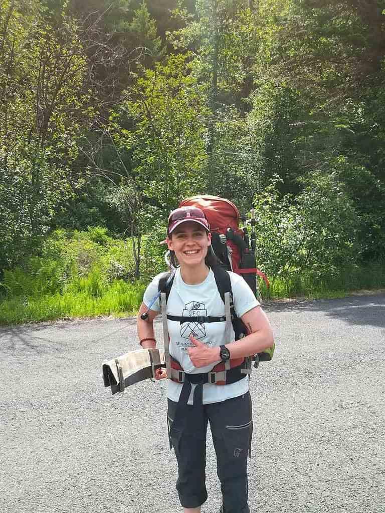 Verena WIlderness Internship USA-24412 © European Wilderness Society