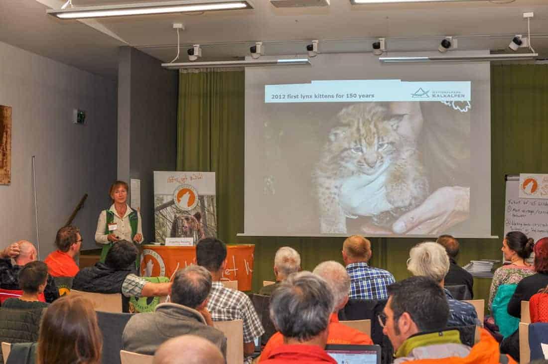 European Wilderness Academy Days 2019   © Copyright
