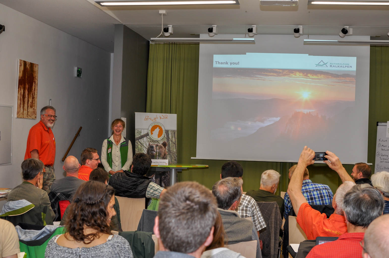 European Wilderness Academy Days 2019 - © Copyright