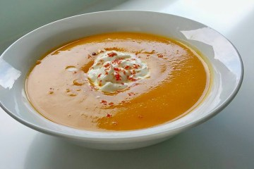 Winter Pumpkin Soup