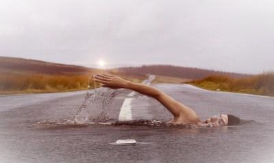 技巧に溺れずに泳ぐ