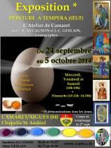 Affich Expo Camaret2014