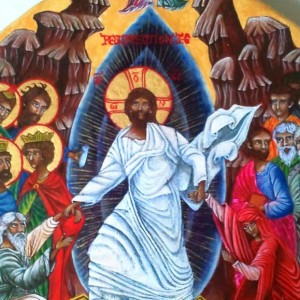 Resurrection, Anastasie, Remontée des Limbes, S. Aulagnon