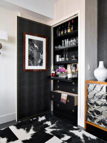 Closet Room Small Bar Ideas