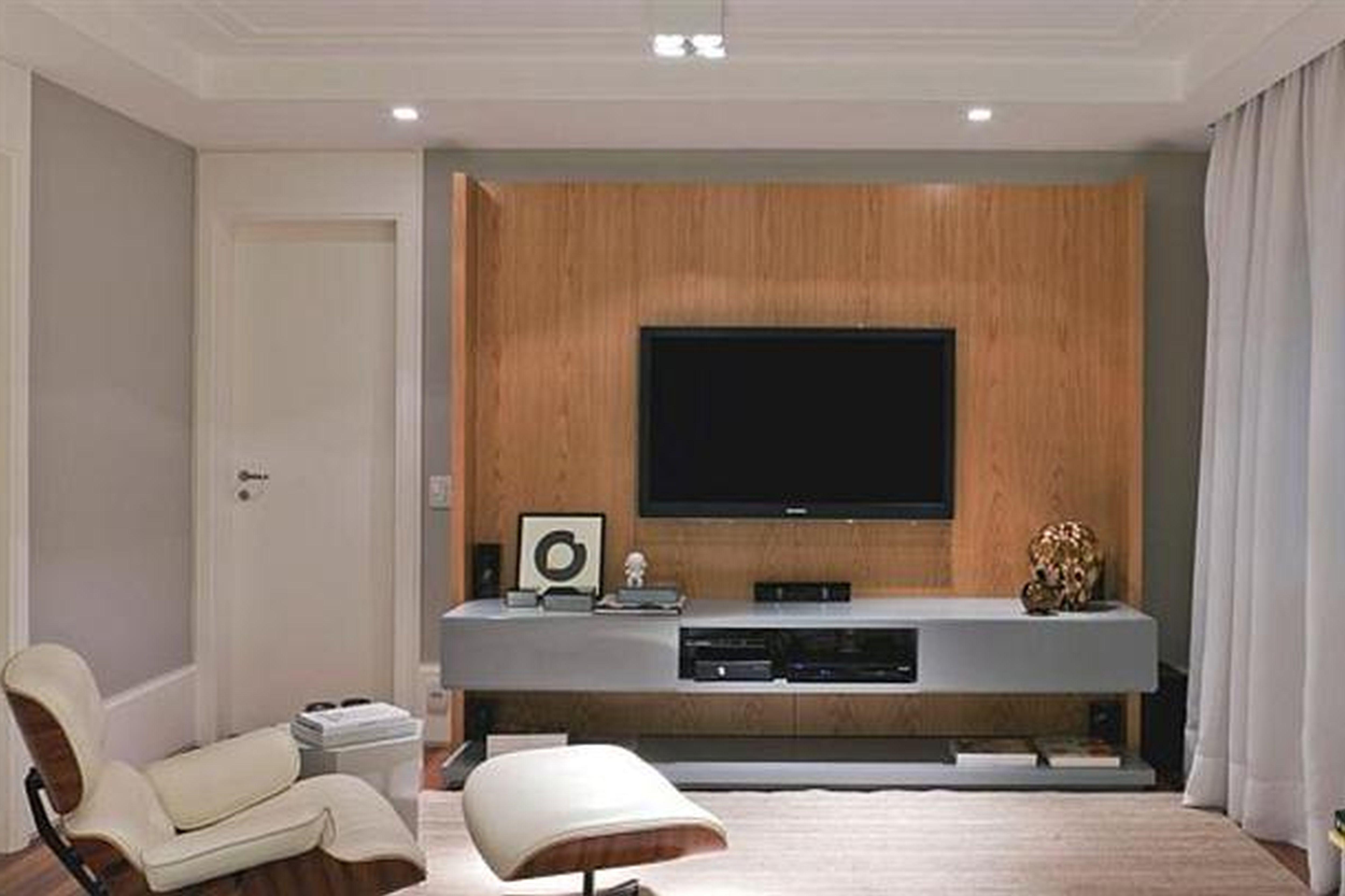 Here Is An Arrangement That Show A Tv Setup For A Kids Room Modern