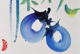 【一筆画】横浜教室 港北ニュータウン<エイクラフティア>