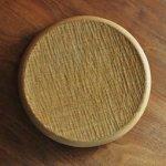 【木の器】新作 北海道産 ナラの木皿と扱い方について