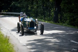 Bugatti Type 35B 1927 Ollon Villars revival hillclimb