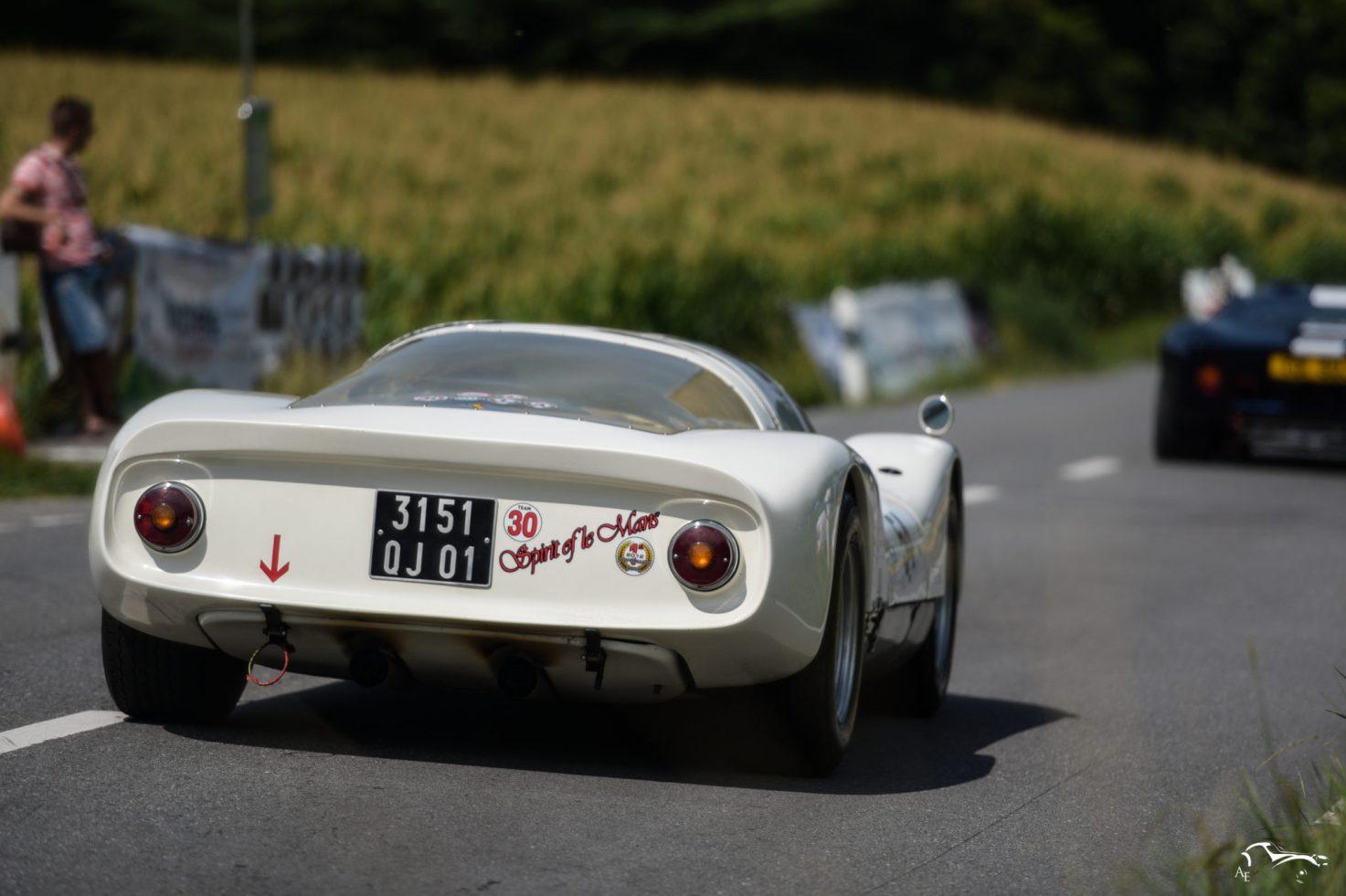 Porsche 906 2000 cc 1966