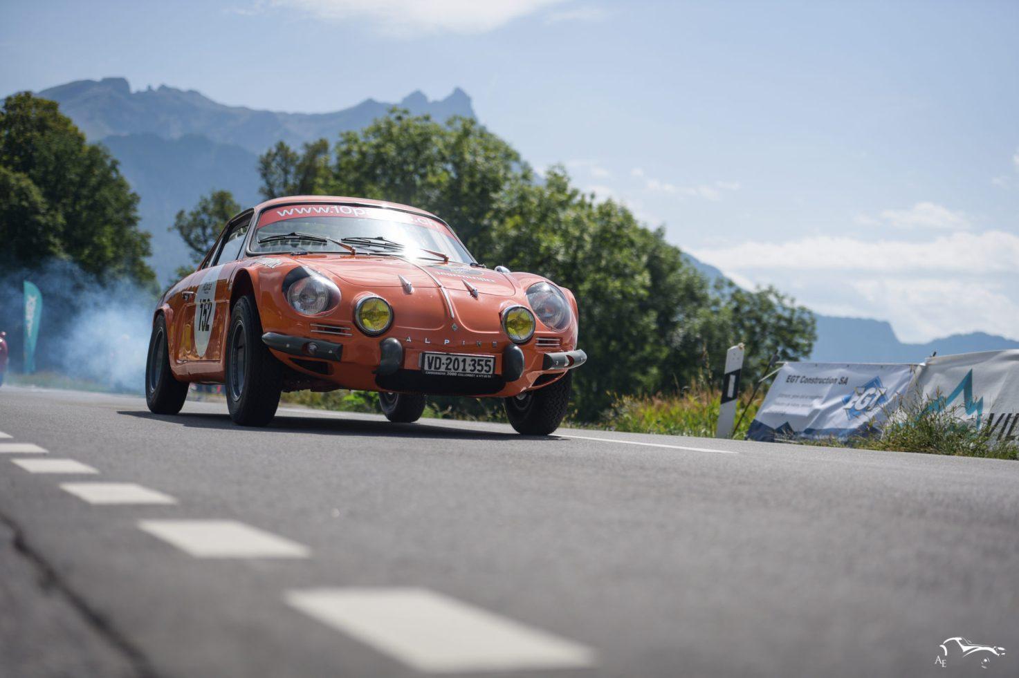 Alpine Renault A110 1296 cc 1968