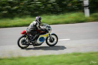 Honda K1 racer 450 cc 1968