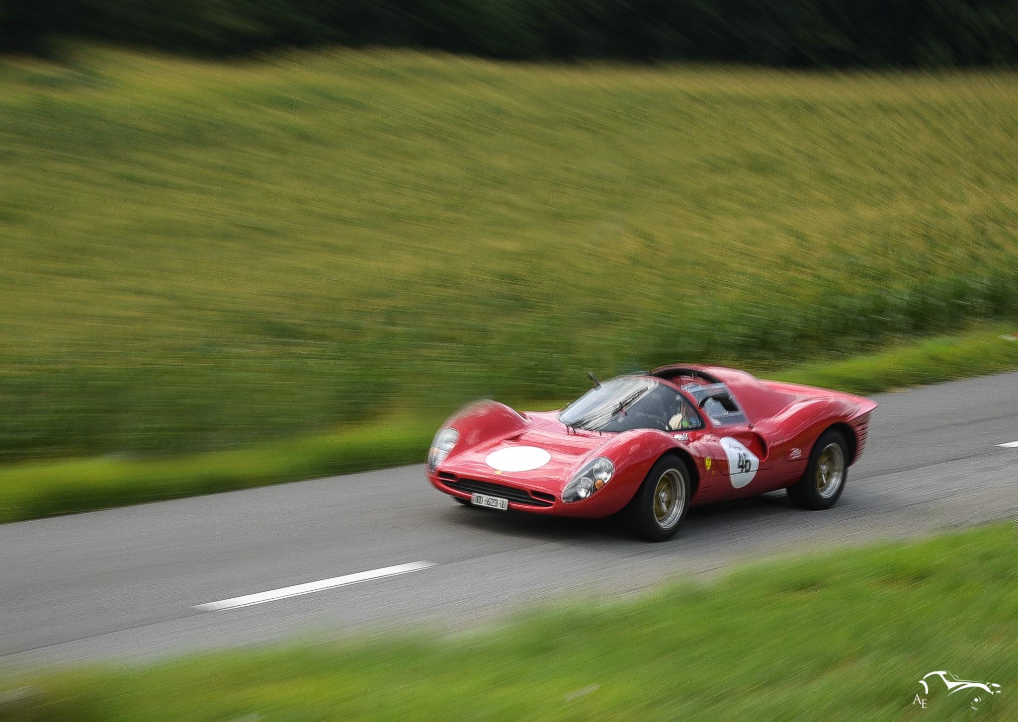 Ferrari P4 Replica 5000 cc 1974