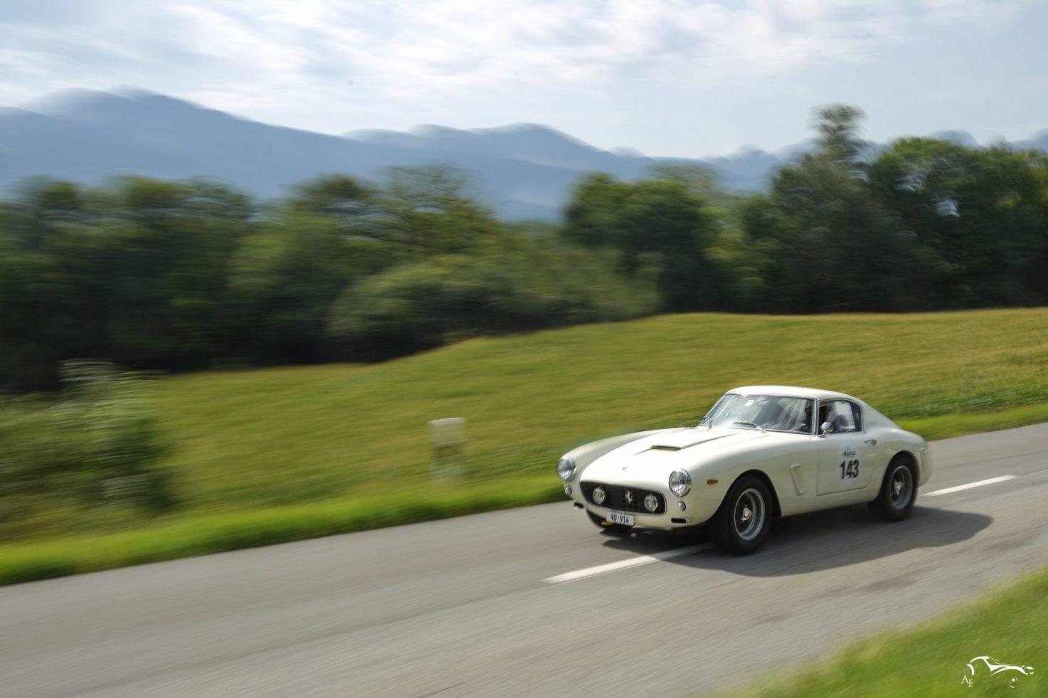 Ferrari 250 GT-R 3000 cc 1961