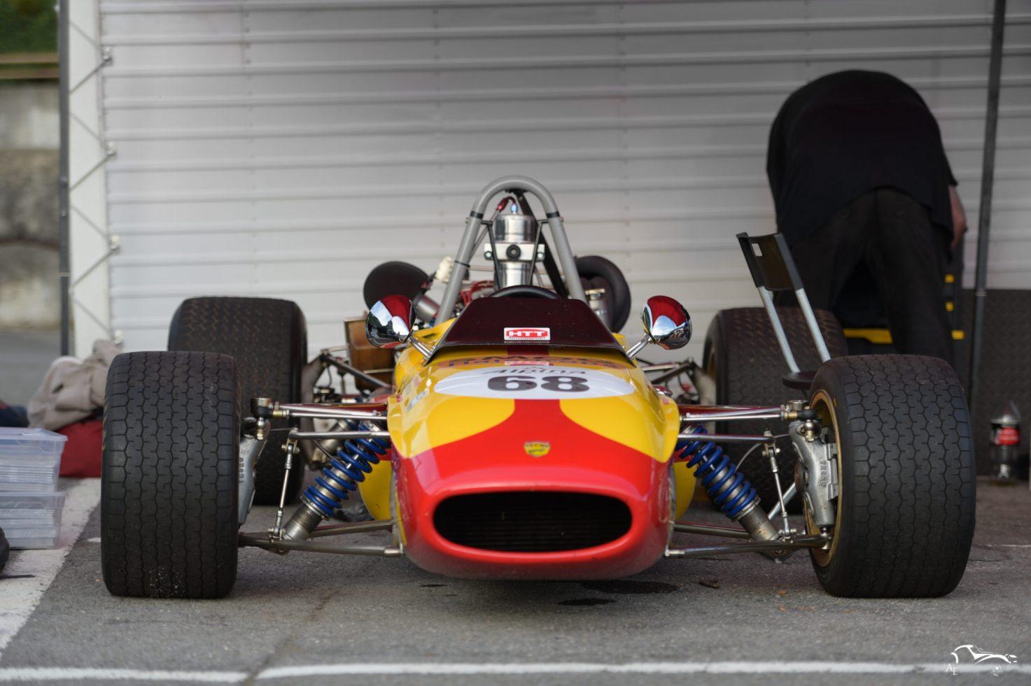 Tecno F2 1600 cc 1969