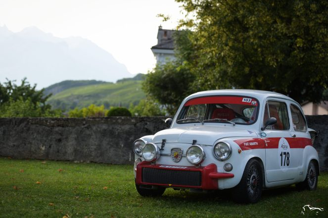 Fiat Abarth 1000 TC 1967