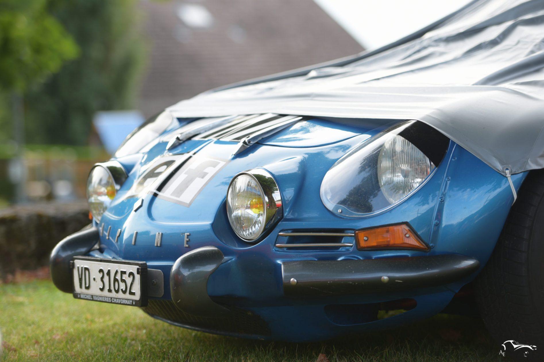 Alpine A110 1296 cc 1970