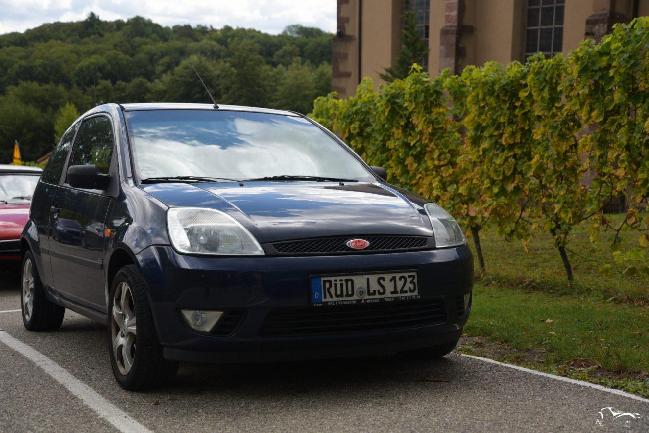 New Secret Bugatti hatchback