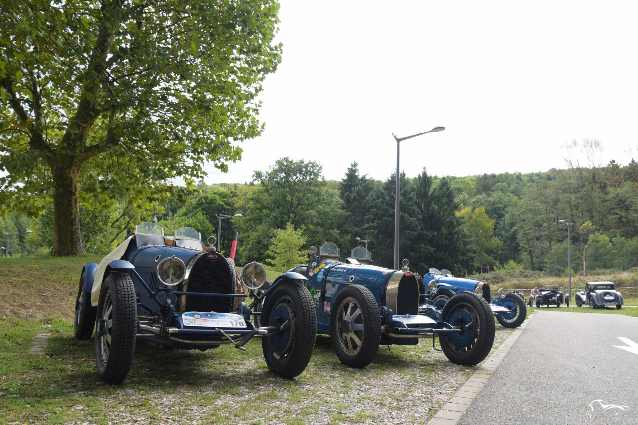 Type 51 & Type 37A Sport (body Grand Prix)