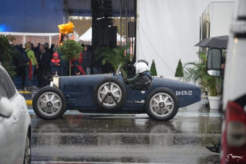 Type 35B R Grand Prix, replica by Pur Sang Argentina (RA)