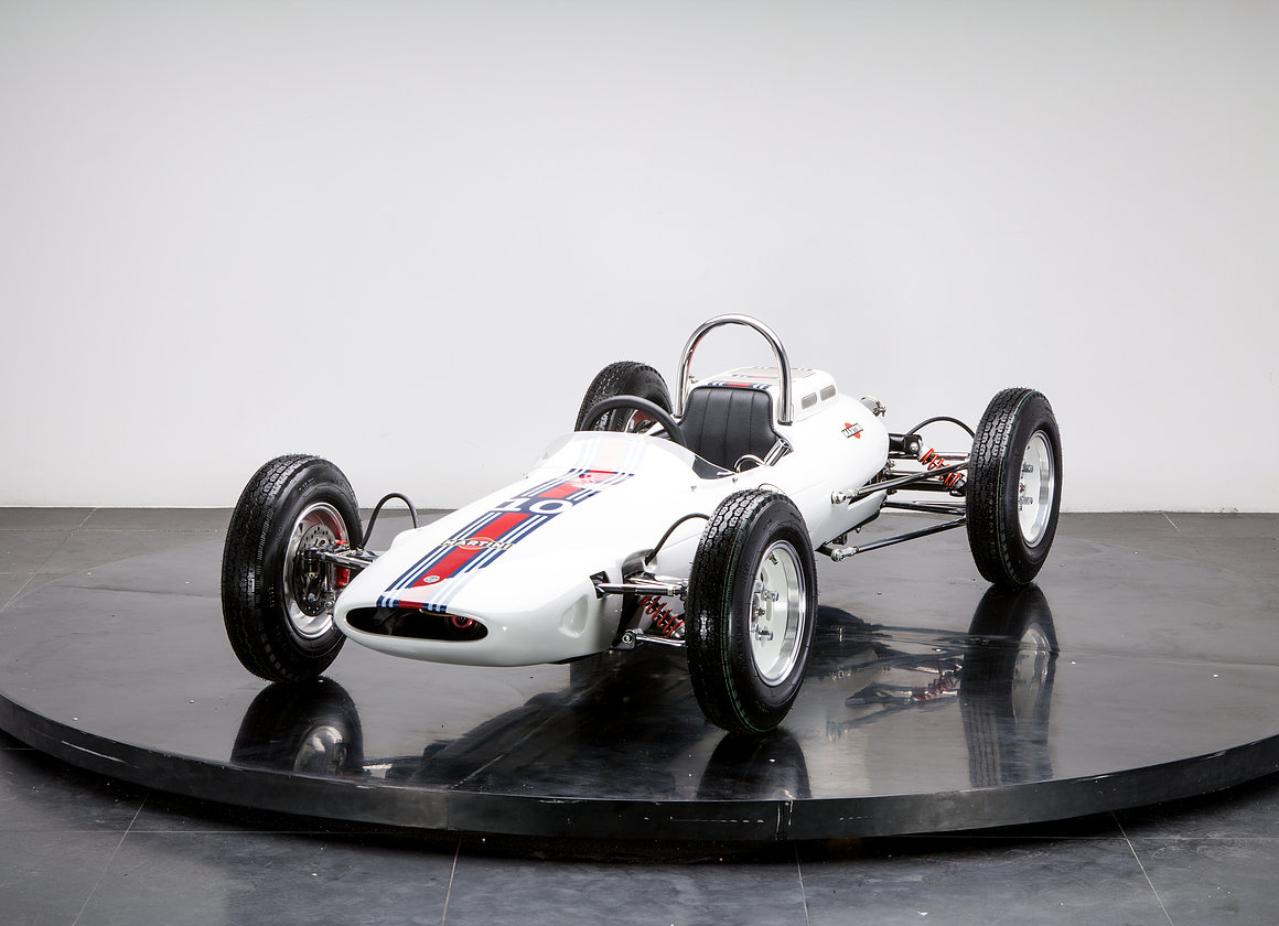 "Pocket Classics Racer ""Martini"""