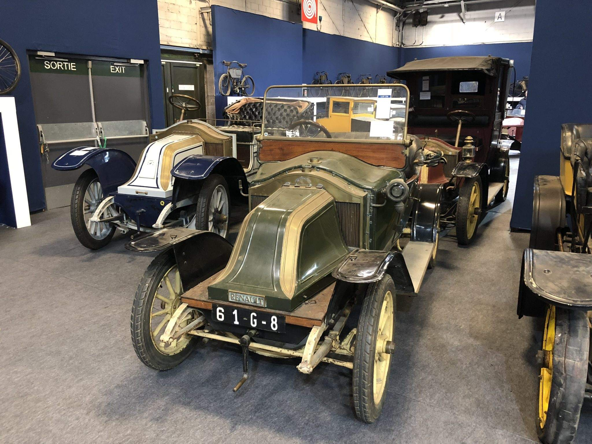 1910s Renaults at Artcurial