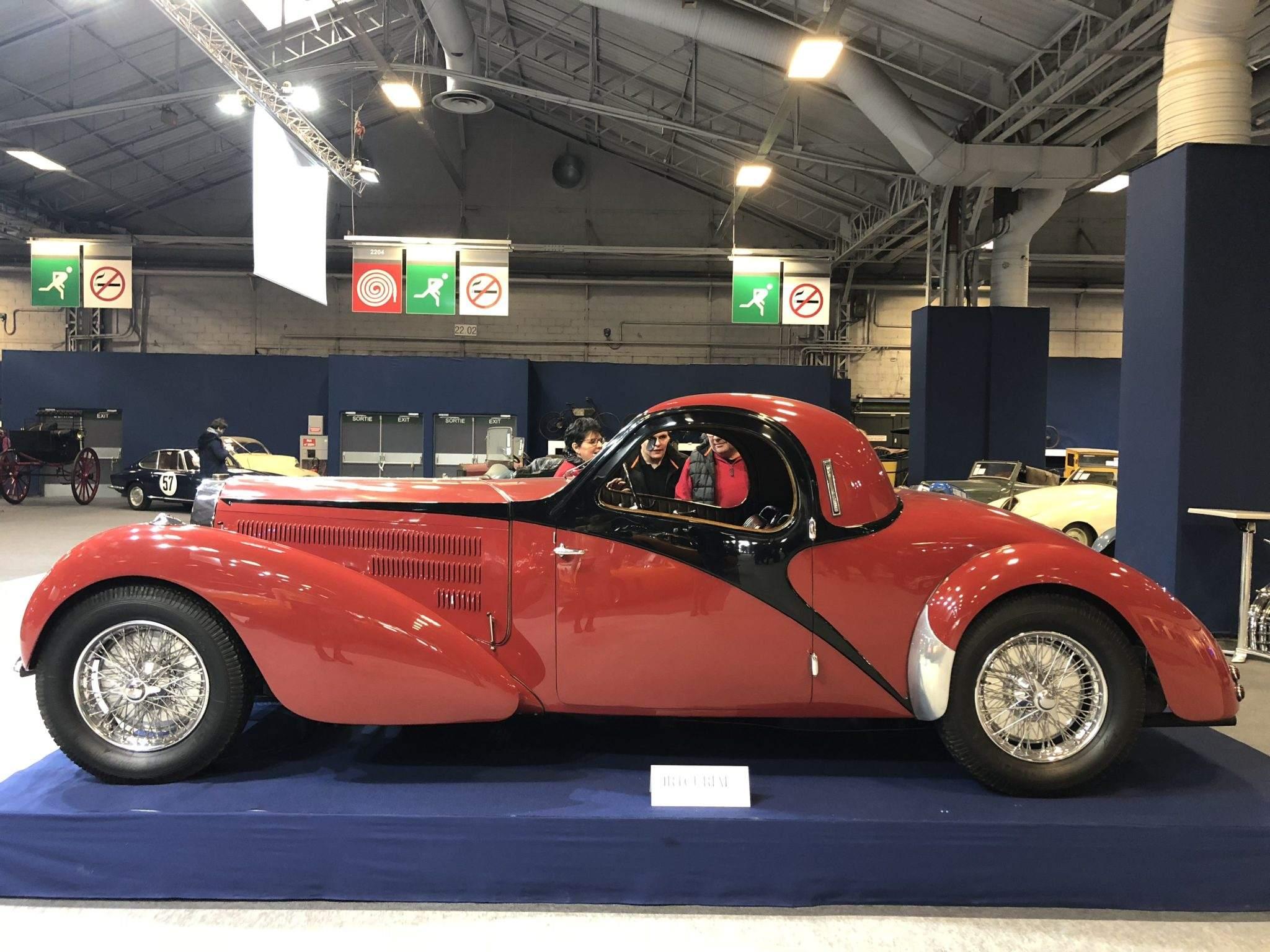 Bugatti Type 57 Atalante by Jean Bugatti
