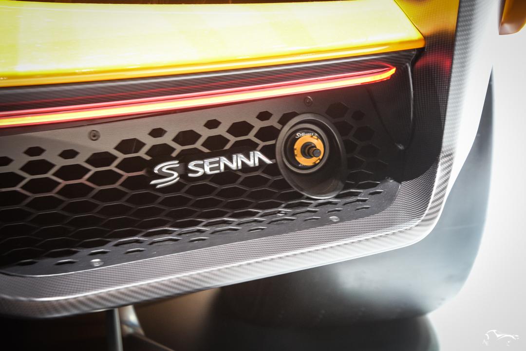 Mc Laren Senna GTR